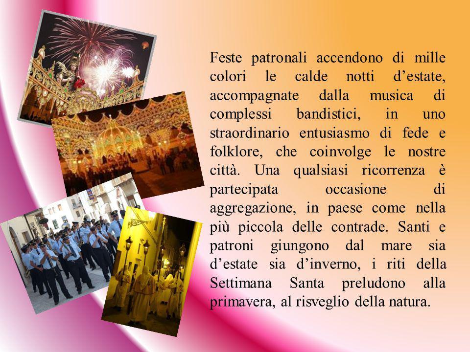 Festa di San Nicola a Bari Dal 7 al 9 maggio si svolge nel centro storico di Bari la festa del Patrono della città, San Nicola.