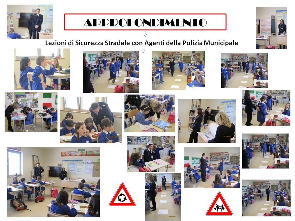 2) Questionario in Lingua Italiana per attestare l acquisizione: dei contenuti disciplinari specifici legati alla sezione ROAD SIGNS ; del messaggio c