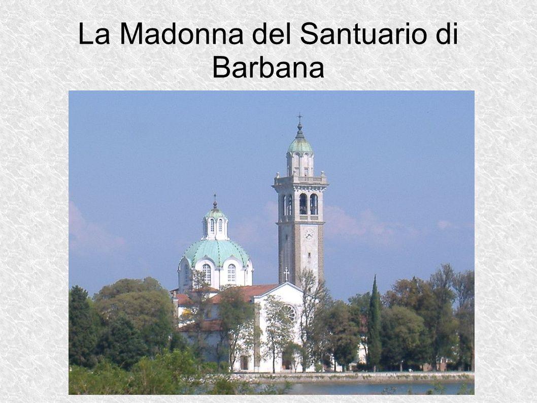 La Madonna del Santuario di Barbana