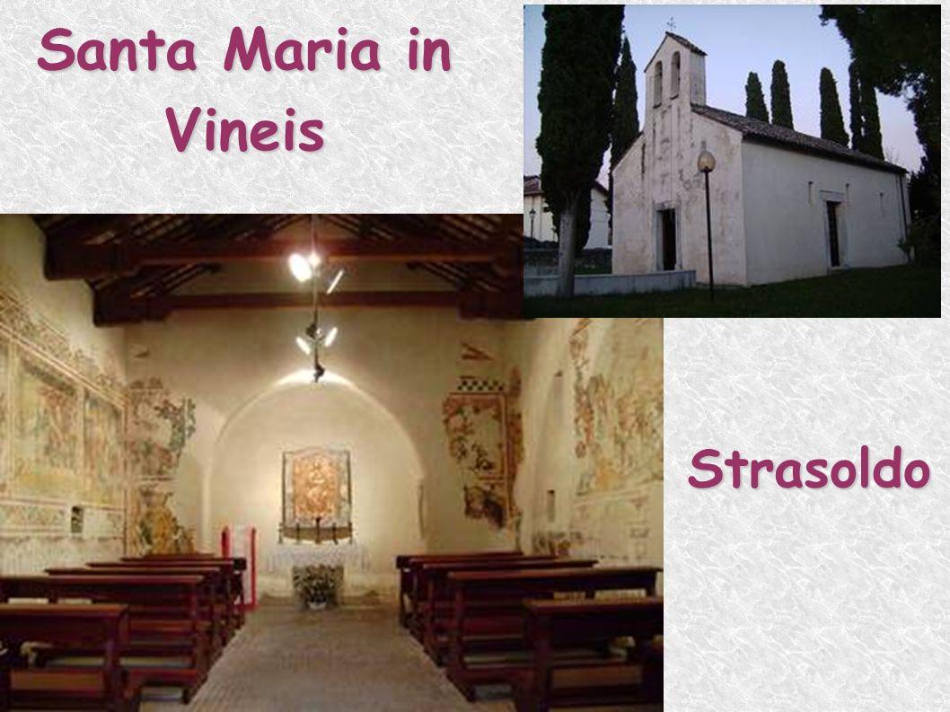 Santa Maria in Vineis Strasoldo