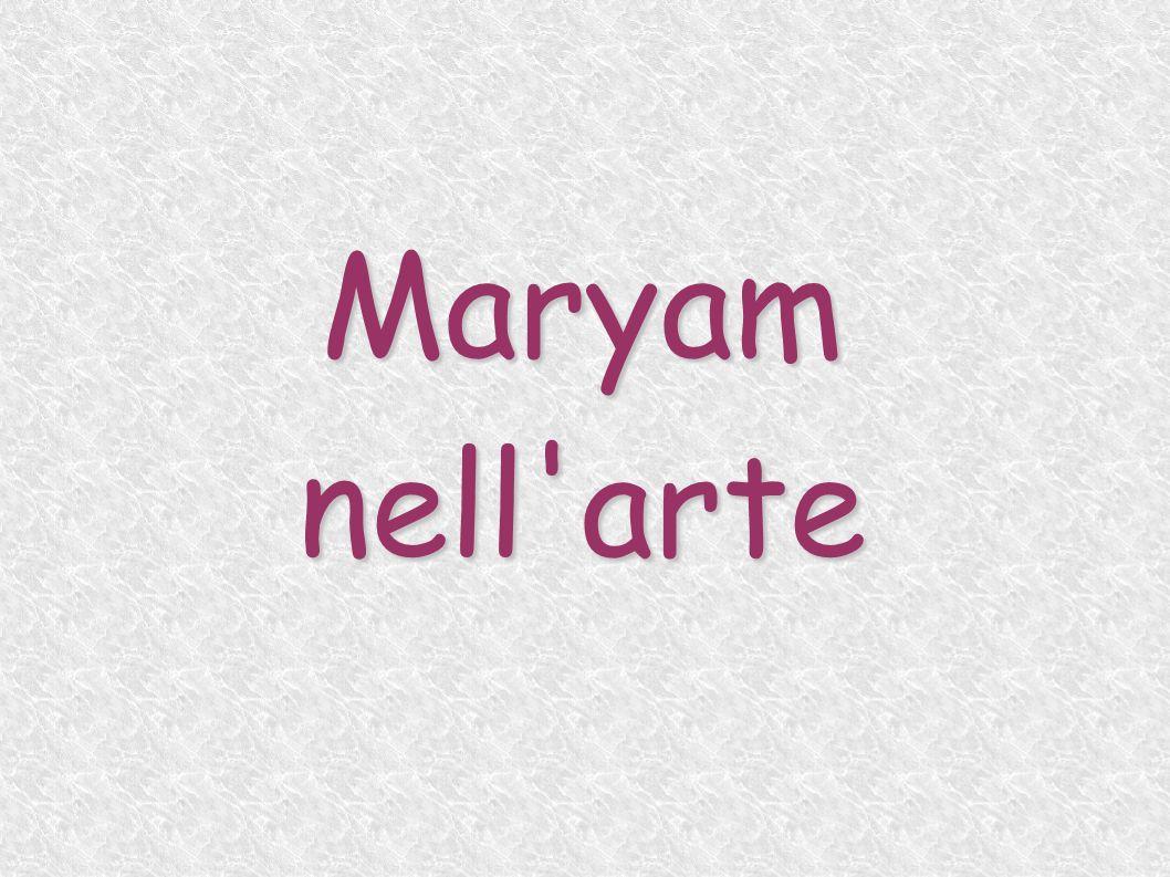 Maryam nell'arte