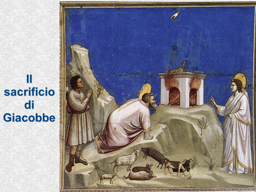 Il sacrificio di Giacobbe