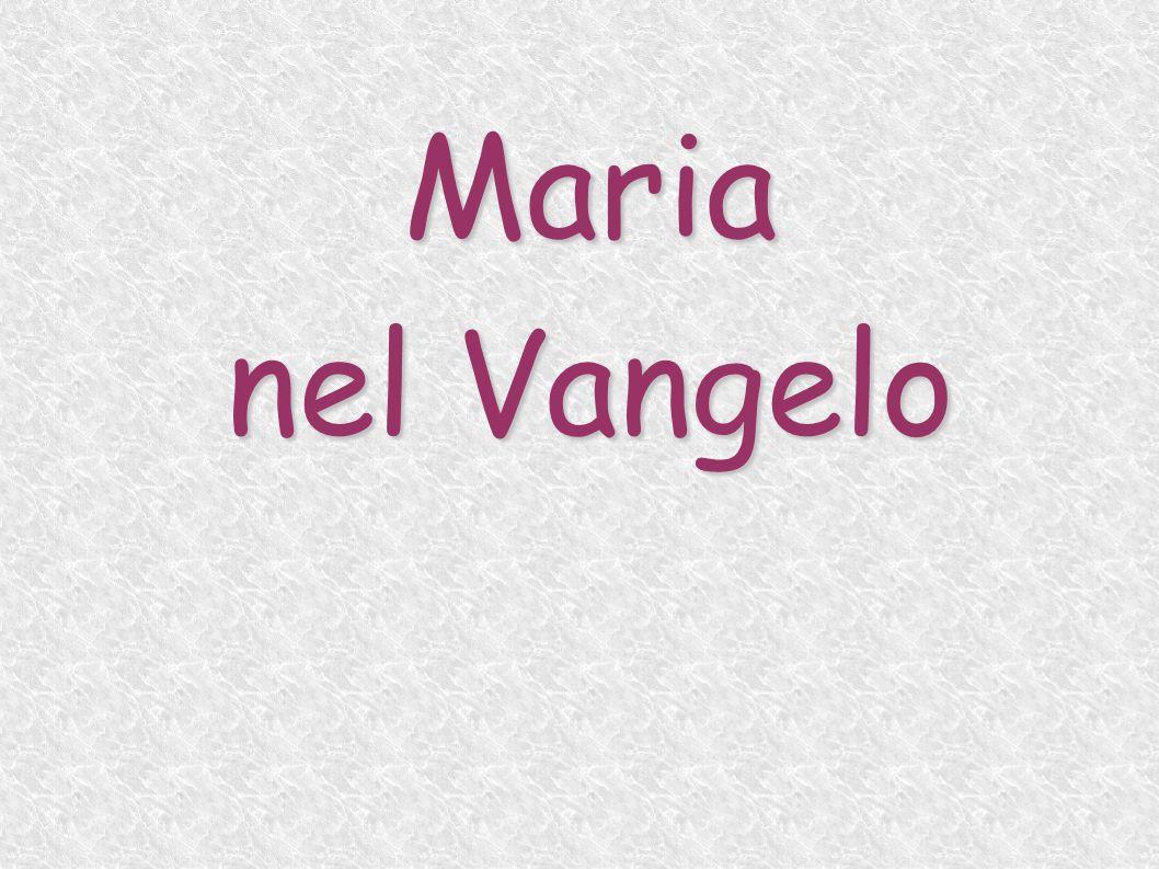 [3] L angelo del Signore, disse: Non così, Maria.