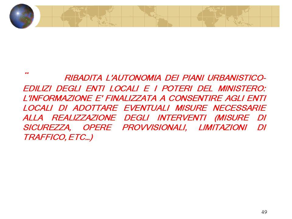 48 SOSTITUISCE E MODIFICA L ART.46 DEL T.U.