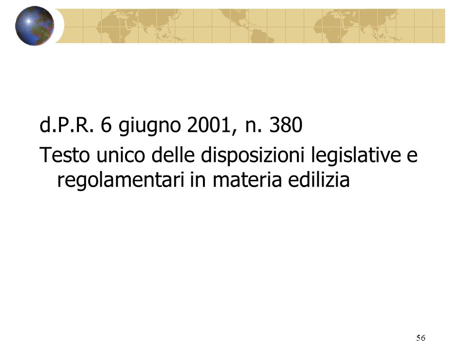 55 D.lgs.30 marzo 1999, n. 96.
