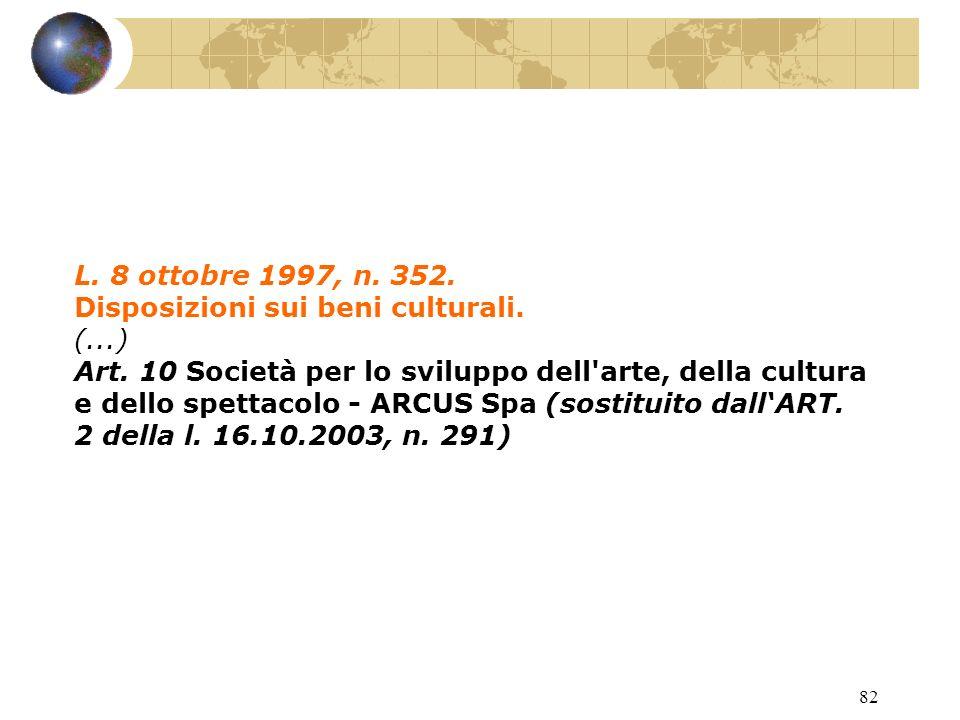 81 L. 27 dicembre 2002, n. 289.