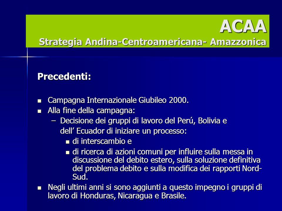 Precedenti: Campagna Internazionale Giubileo 2000.