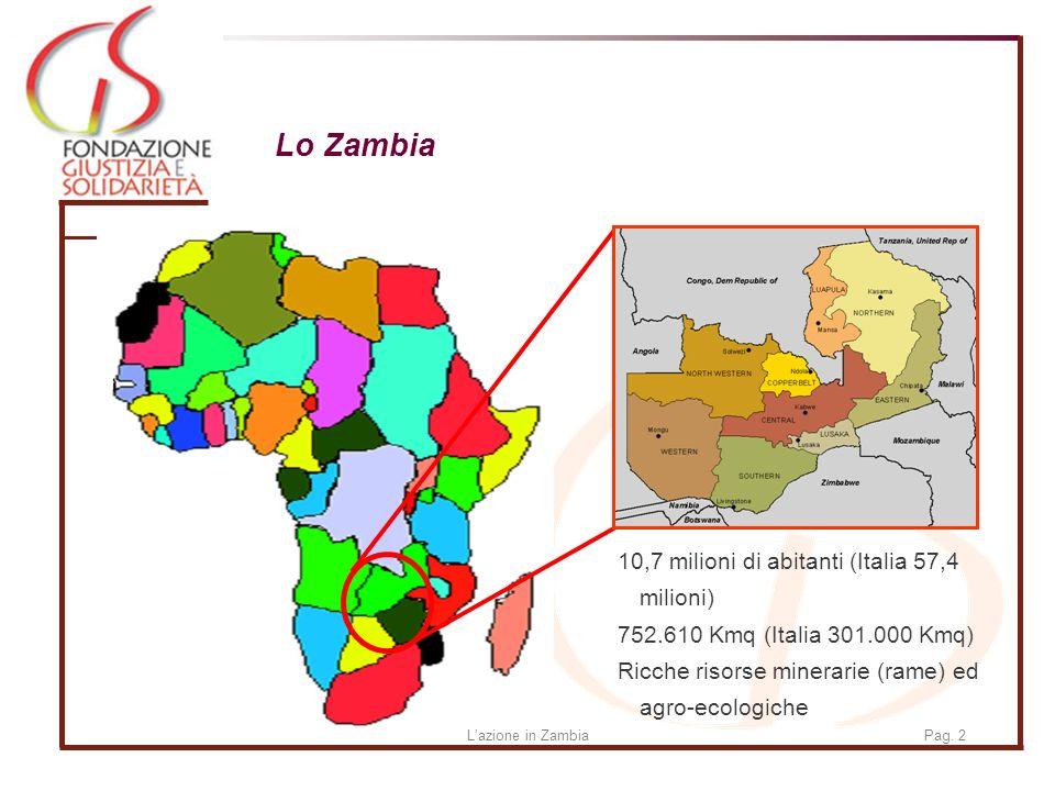Lazione in ZambiaPag.