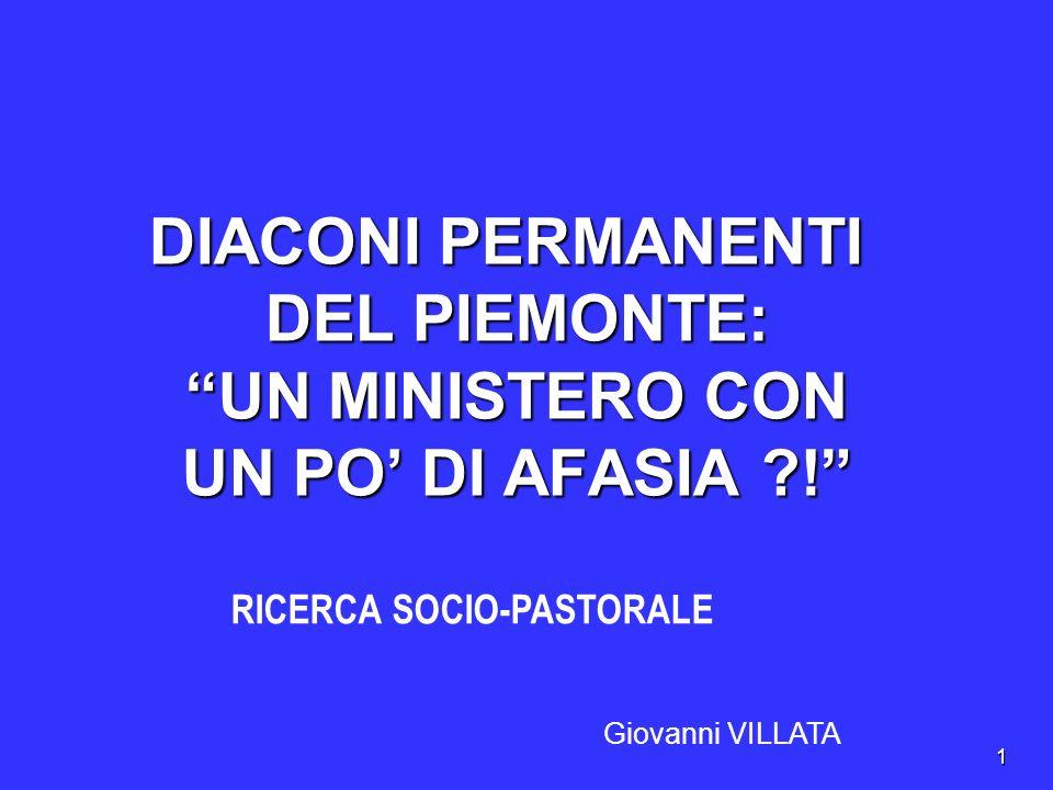 2 Un ringraziamento al Cardinale Severino Poletto Presidente della CEP, al Vescovo Delegato mons.