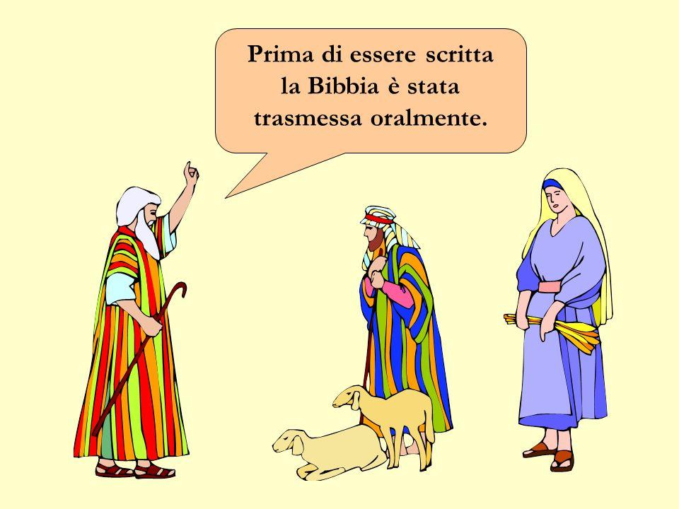 E il testo sacro E il testo sacro della RELIGIONE CRISTIANA e della RELIGIONE EBRAICA