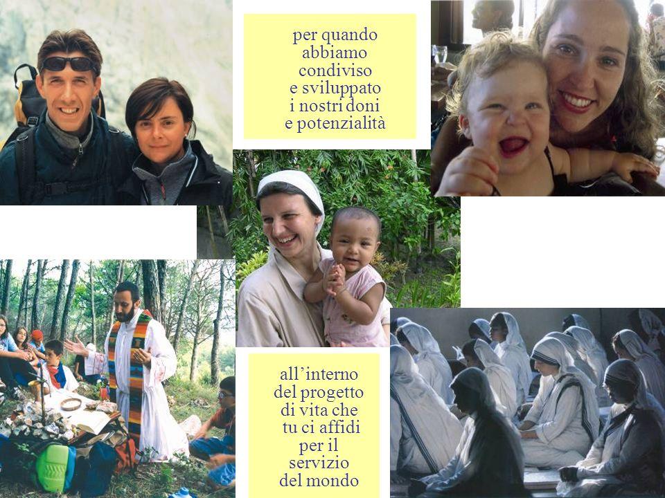 Per quando siamo divenuti eucaristia per gli altri