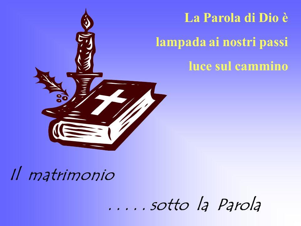 Dimensioni del matrimonio: 1.dimensione ecclesiologica; 2.dimensione pneumatologica; 3.aspetto di vocazione –missione; 4.tema di Cristo-sposo.