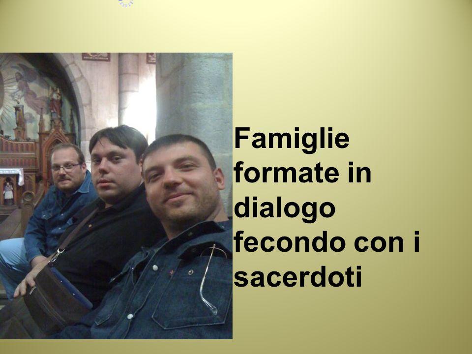 La famiglia mattone che fa parrocchia
