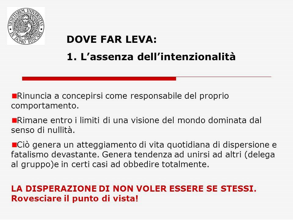 DOVE FAR LEVA: 2.