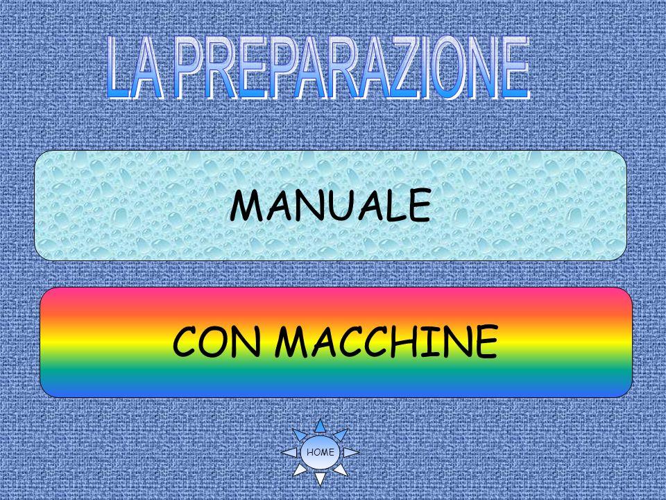 MANUALE CON MACCHINE