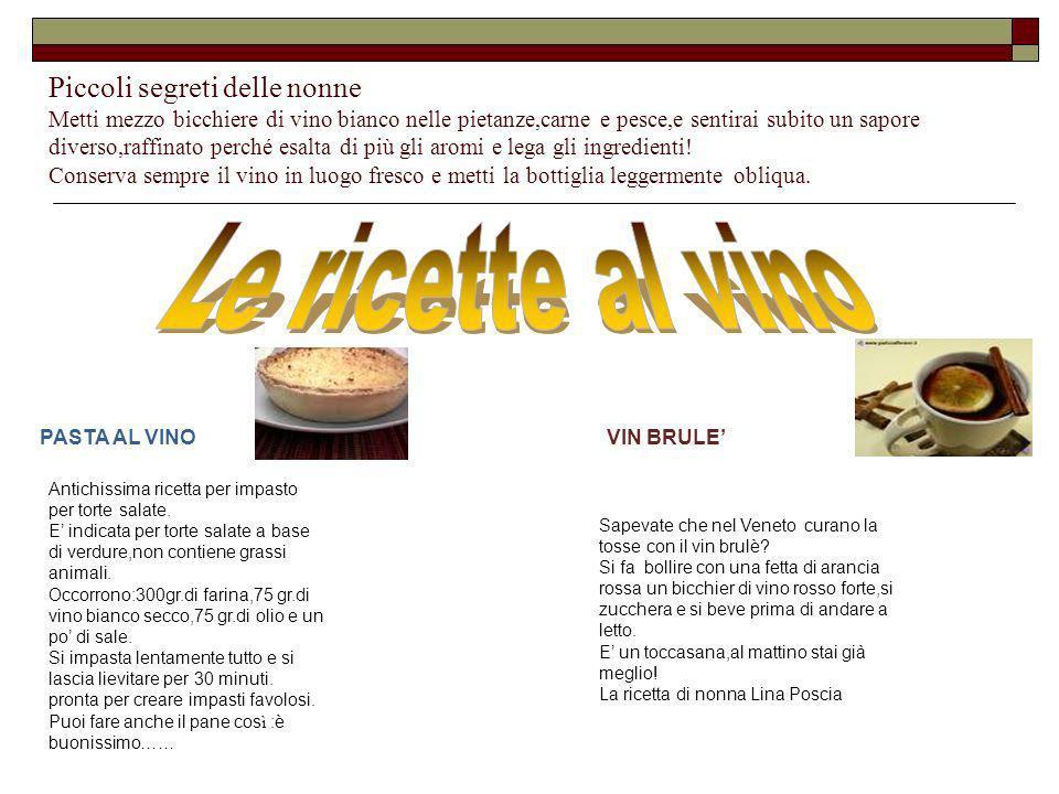 CASTAGNE AL VINO BIANCO Le castagne arroste sono più morbide e gustose se le bagni prima con il vino bianco.