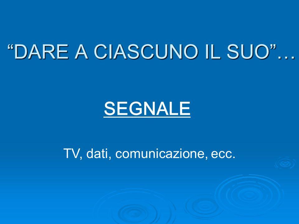 La Costituzione Italiana garantisce, con larticolo 21, il diritto allinformazione.