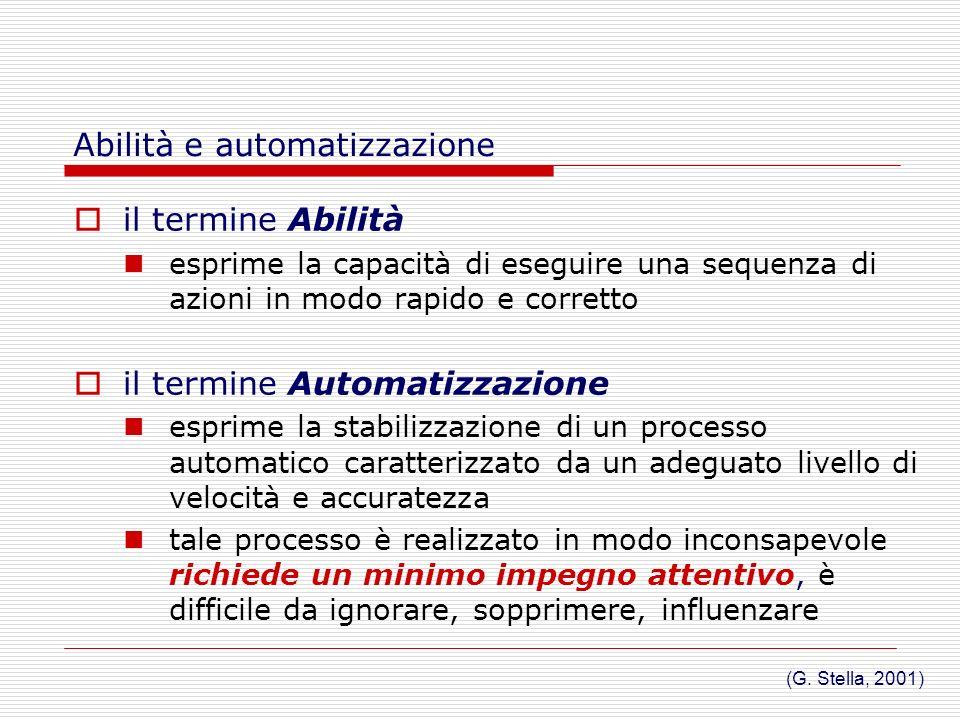 Errori del sistema del calcolo 5 x 2 = 7 3 x 8 = 27 370 – 124 = 254 109 + 52 = 629 elaborazione delle informazioni numeriche automatismo routine procedurali sintassi