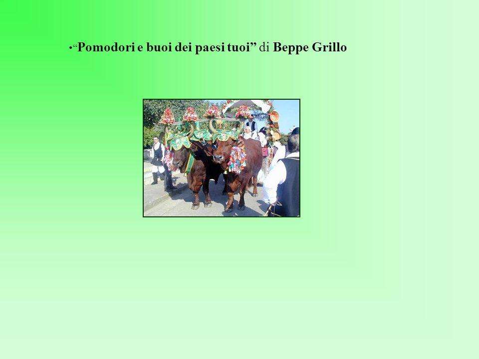 perché le salcicce vendute a Norimberga devono essere fatte con maiali bavaresi portati a macellare a Mola vicino a Napoli.