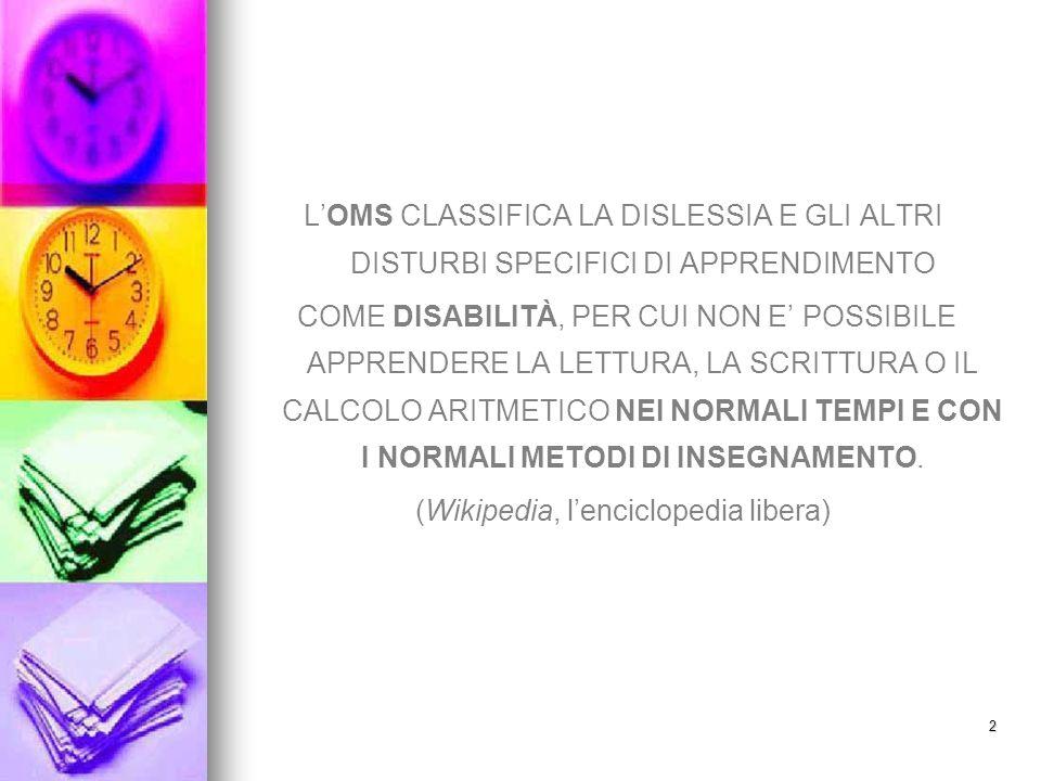 23 Tratto da Storie di dislessia, G.