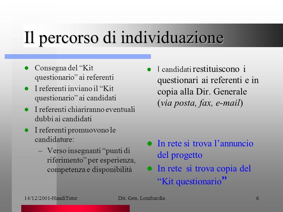 14/12/2001-HandiTutorDir.Gen. Lombardia7 A.S.P.H.I.