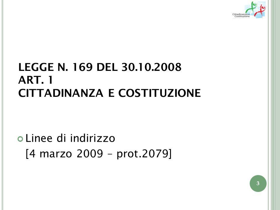 COSTITUZIONEISTRUZIONE FORMAZIONE CITTADINANZA EDUCAZIONE 14