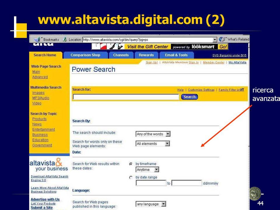 45 www.google.com ricerca: Archivio