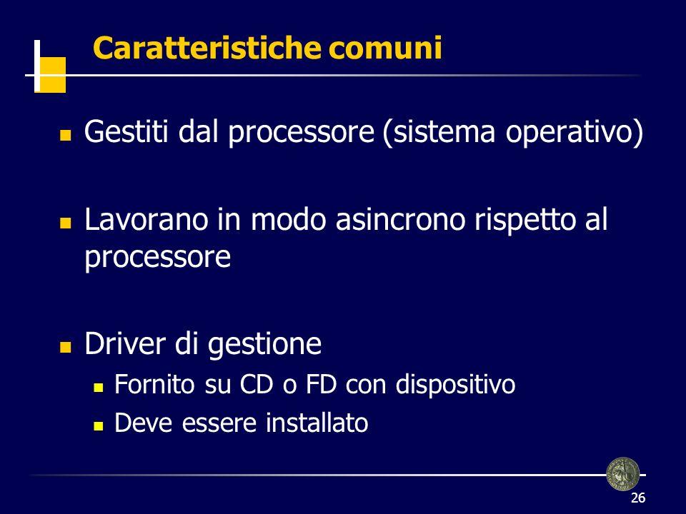 27 Video Caratteristiche Dimensioni (1 pollice=2.54 cm) Risoluzione (in pixel): 800x600 … 1600x1200 Frequenza di refresh Tecnologia Tradizionali (tubo catodico) TFT (matrice attiva): portatili e ora anche per PC STN (matrice passiva): portatili