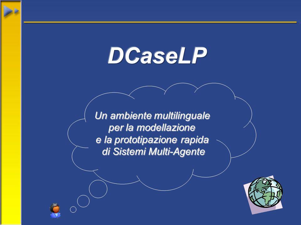 Un ambiente multilinguale per la modellazione e la prototipazione rapida di Sistemi Multi-Agente