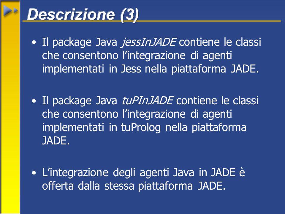 La versione attuale di DcaseLP è stata testata su una applicazione di commercio elettronico scaricabile dal sito http://www.disi.unige.it/person/MascardiV/S oftware/DCaseLP.html.