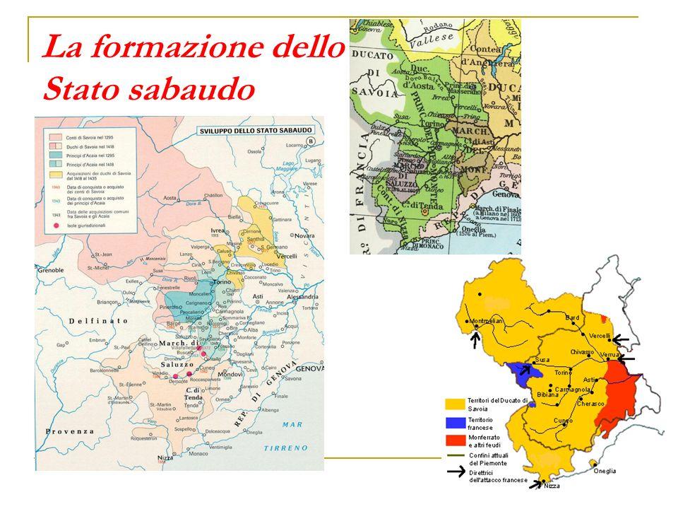 Varietà delle forme di governo: il laboratorio politico italiano Le forme di governo presenti negli stati italiani sono caratterizzate da unestrema varietà.