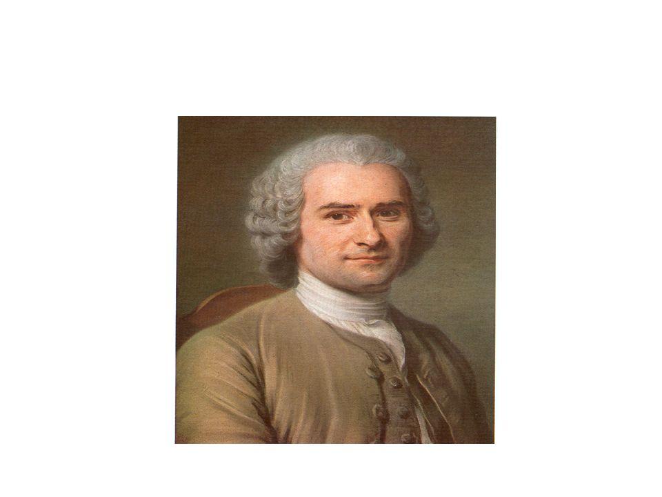 Vita 1725: apprendista presso incisore 1728: Mme de Warens ad Annecy, poi Torino.
