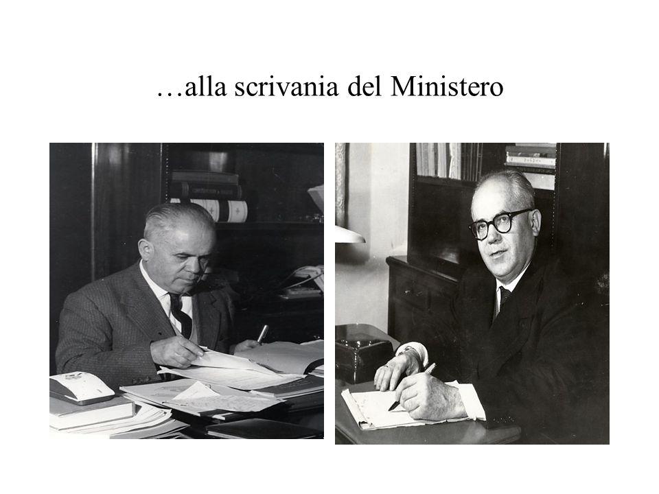 Giulio Pastore ….momenti di vita politica