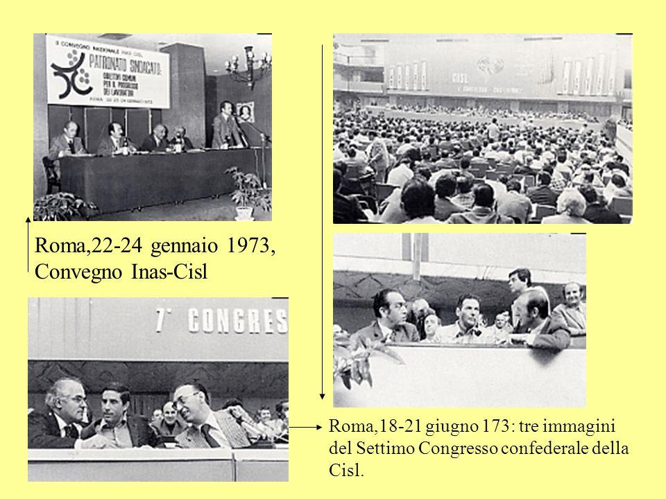 1974-1975: Festa del Primo Maggio e …lotte unitarie.