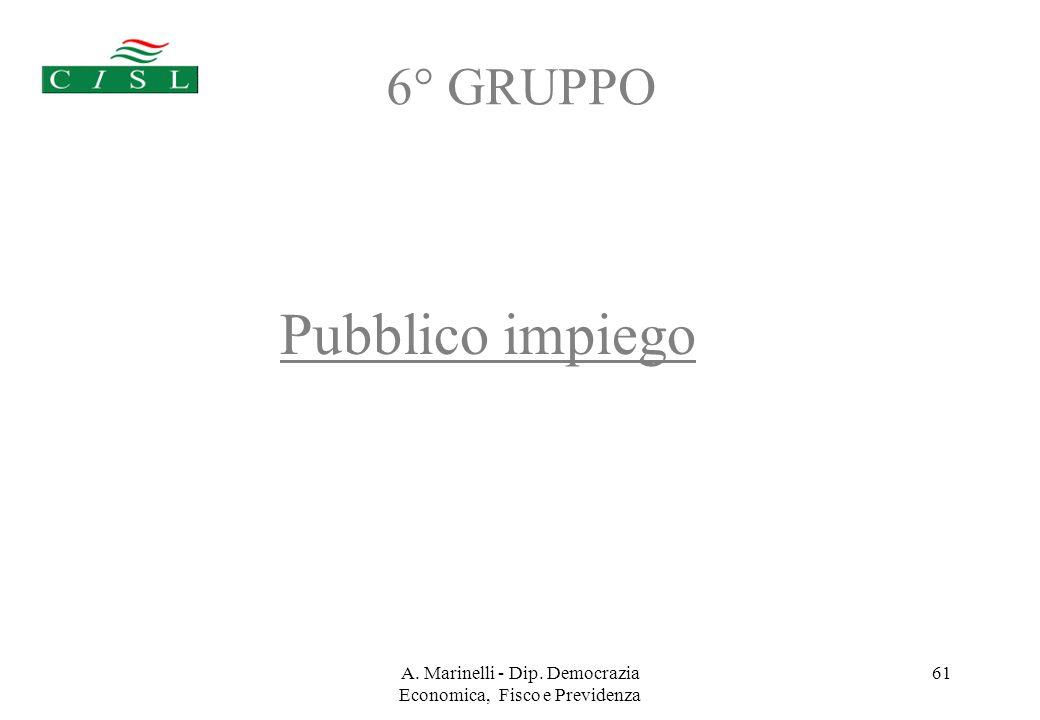 A. Marinelli - Dip.