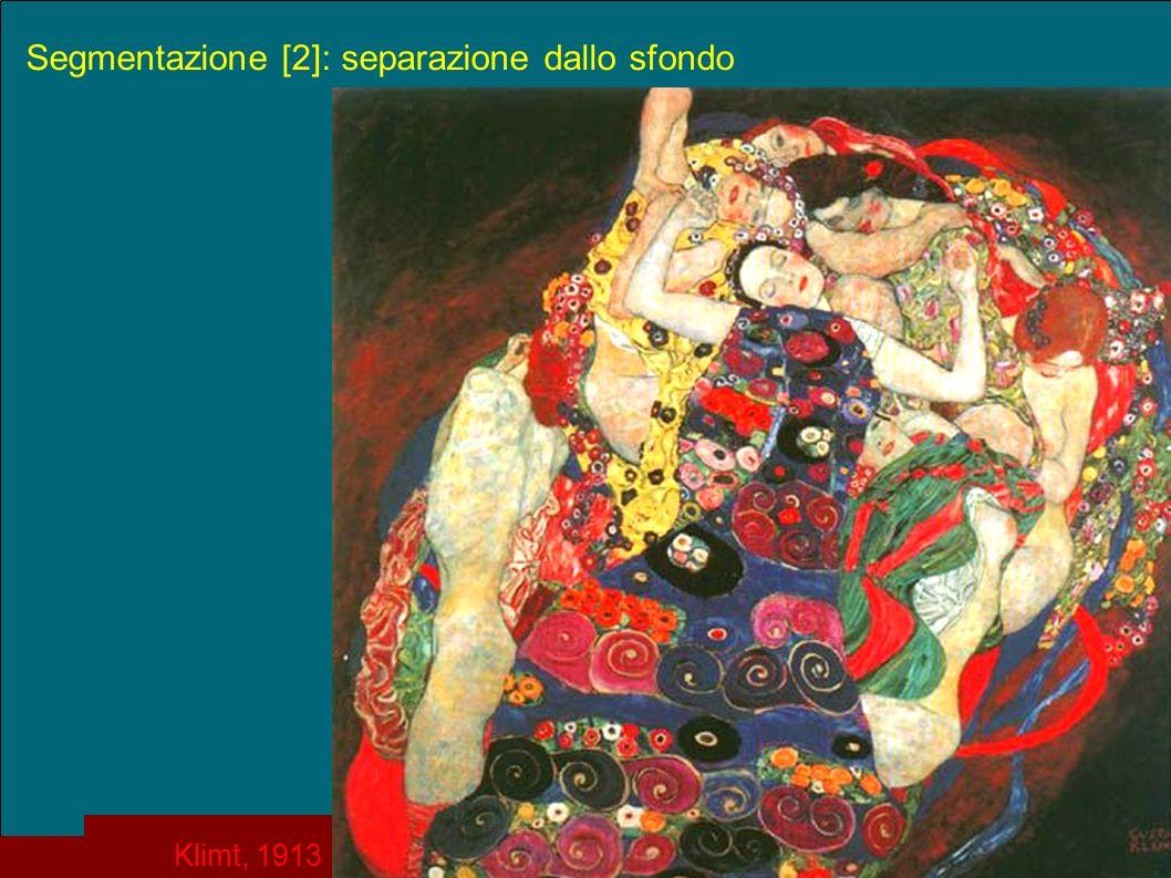 p. 13 Klimt, 1913 Segmentazione [2]: separazione dallo sfondo