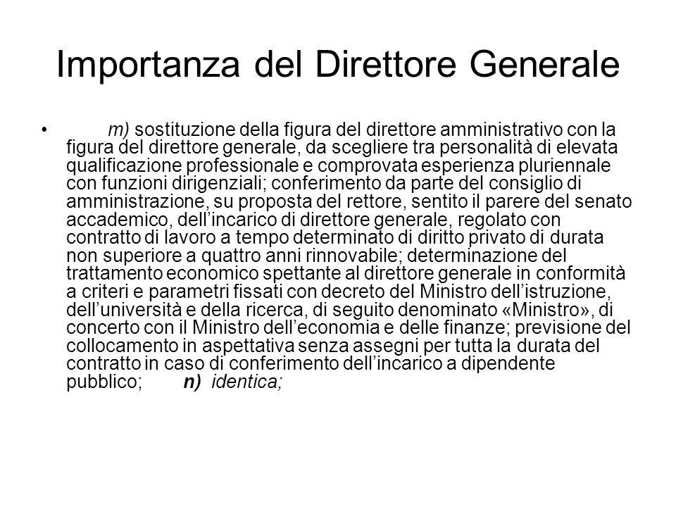 Soldi alle Università private (Università non statali legalmente riconosciute)(Università non statali legalmente riconosciute) 1.