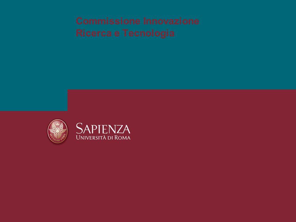Commissione Innovazione Ricerca e Tecnologia