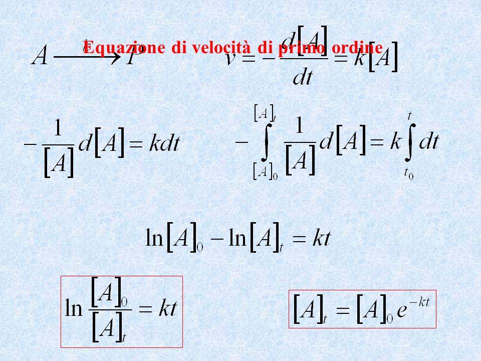 (è assente !) E + P-X E-X + P (A) (F) P* + E-X E + P*-X (F) (A*) E A P* E P* A* Si forma A* !!
