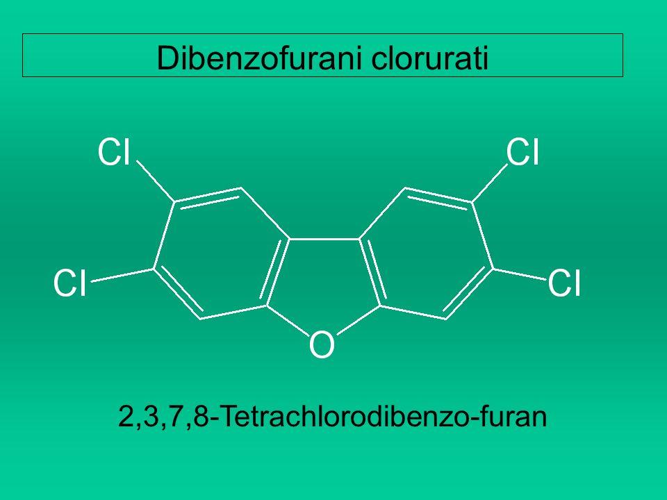 Dibenzofurani clorurati 2,3,7,8-Tetrachlorodibenzo-furan