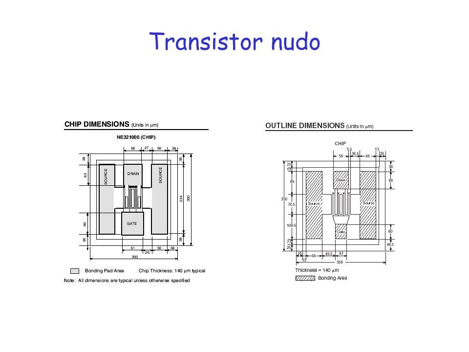 Transistor nudo
