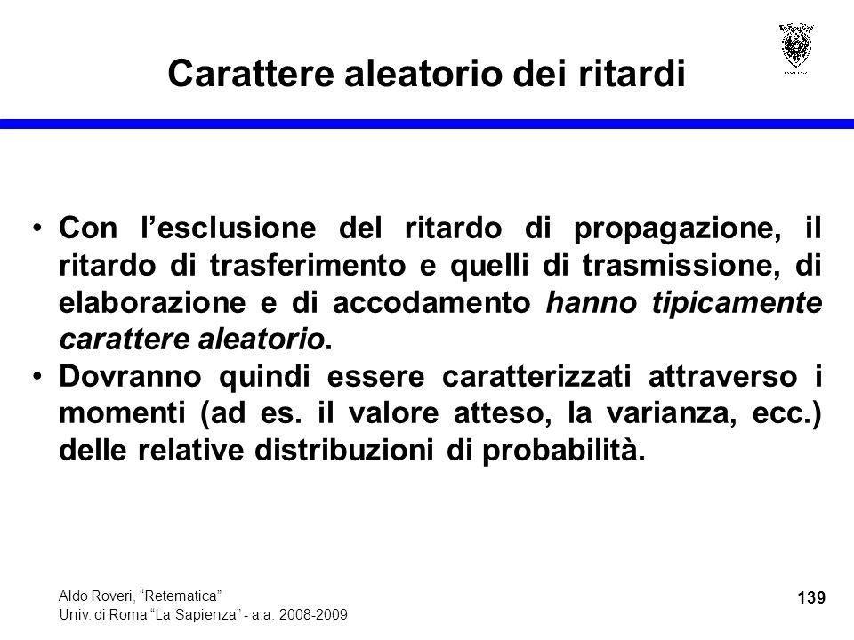 139 Aldo Roveri, Retematica Univ. di Roma La Sapienza - a.a.