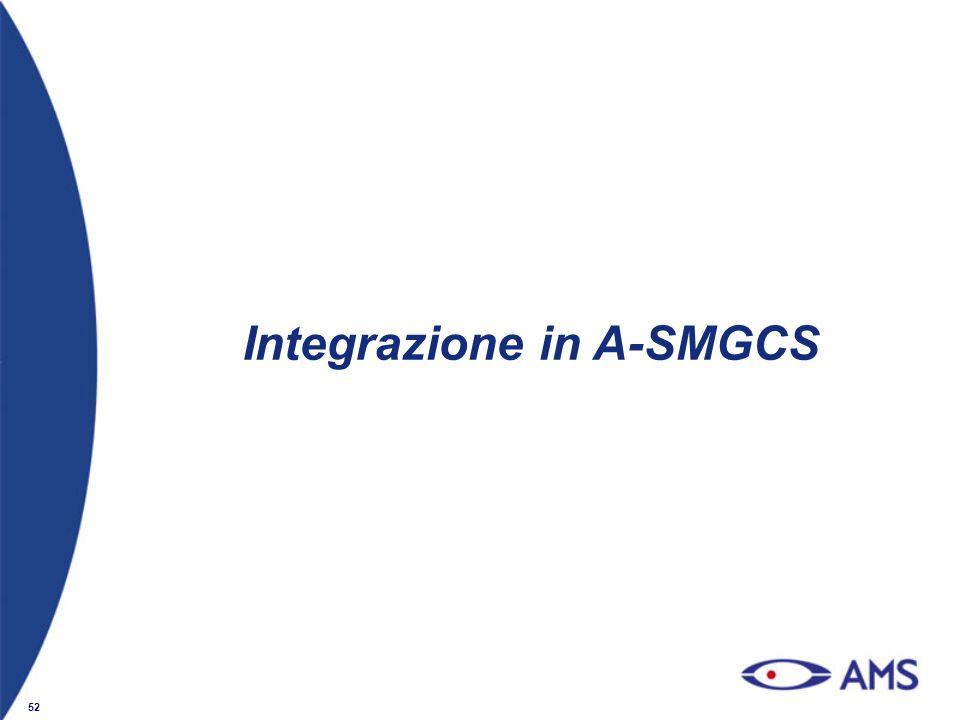 52 Integrazione in A-SMGCS
