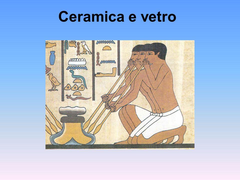 Ceramica e vetro