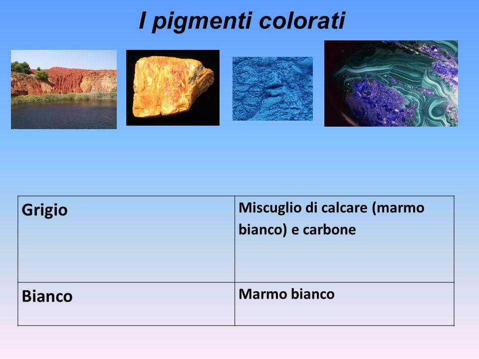 Grigio Miscuglio di calcare (marmo bianco) e carbone Bianco Marmo bianco