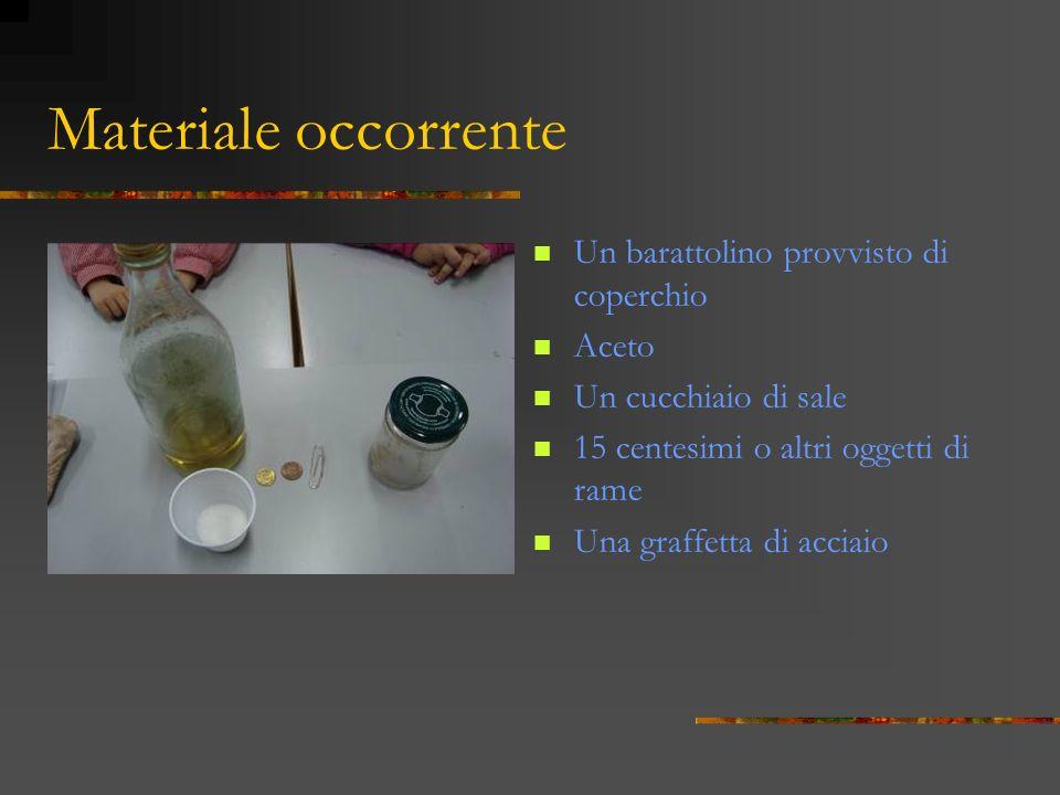 Gli acidi sono corrosivi I BAMBINI DEL LABORATORIO DI SCIENZE CLASSI II-III SCUOLA PRIMARIA CIALDINI ISTITUTO COMPRENSIVO P.SOPRANI-Castelfidardo Inse