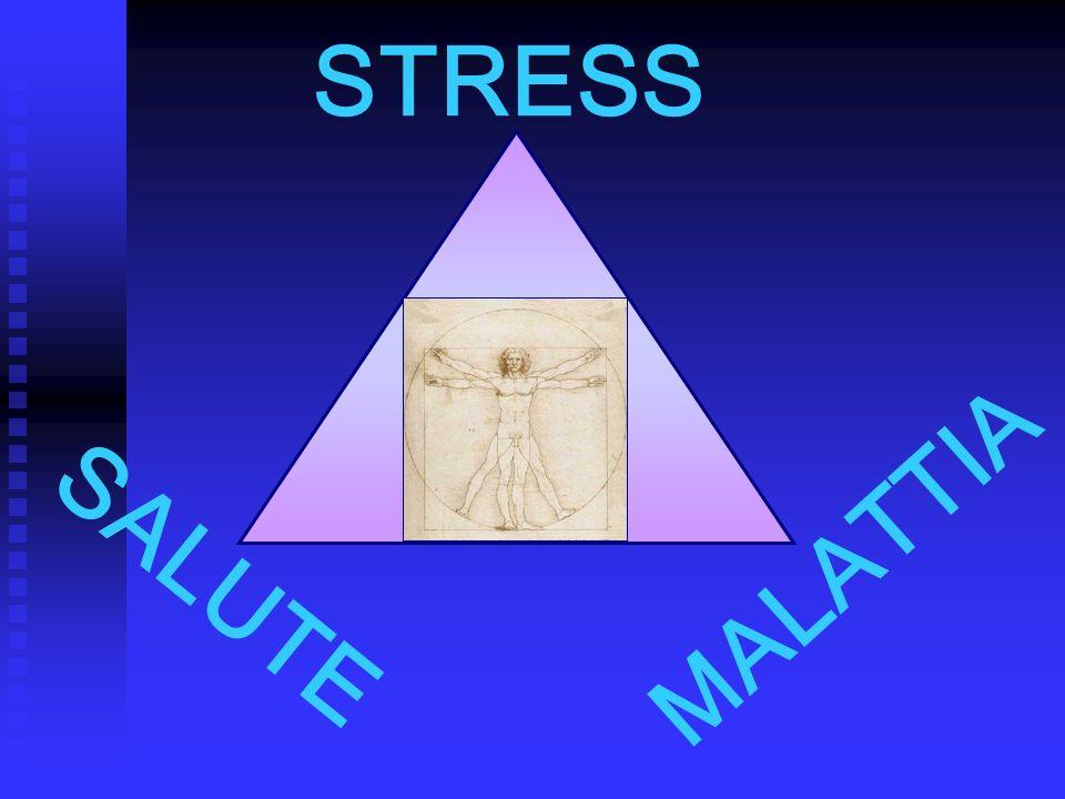 MALATTIA STRESS SALUTE
