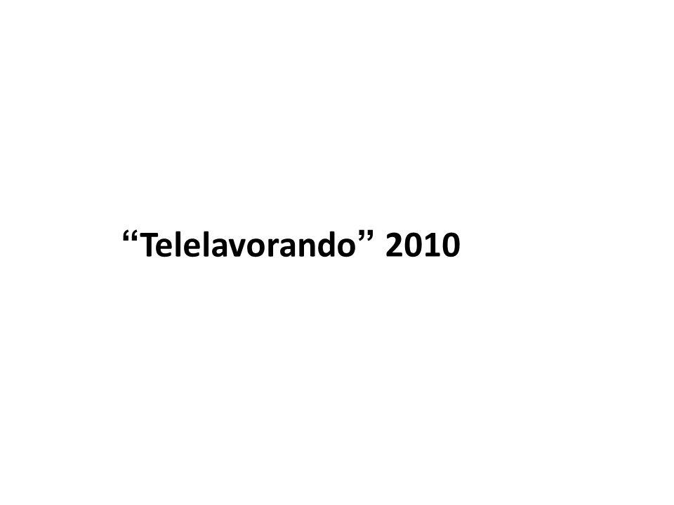 Telelavorando 2010