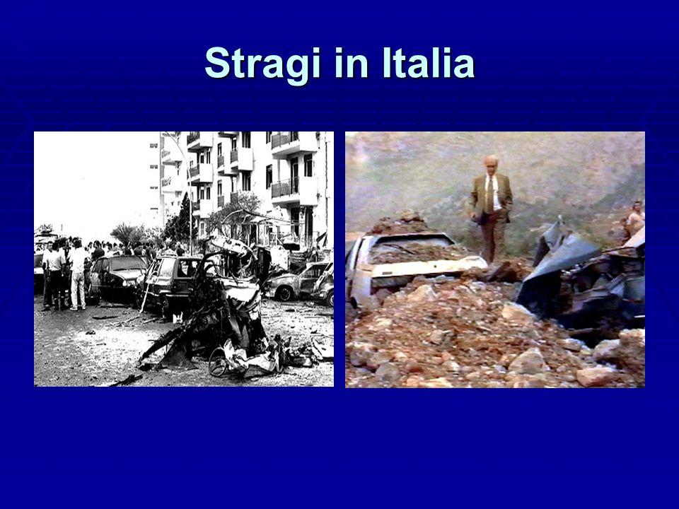 Stragi in Italia