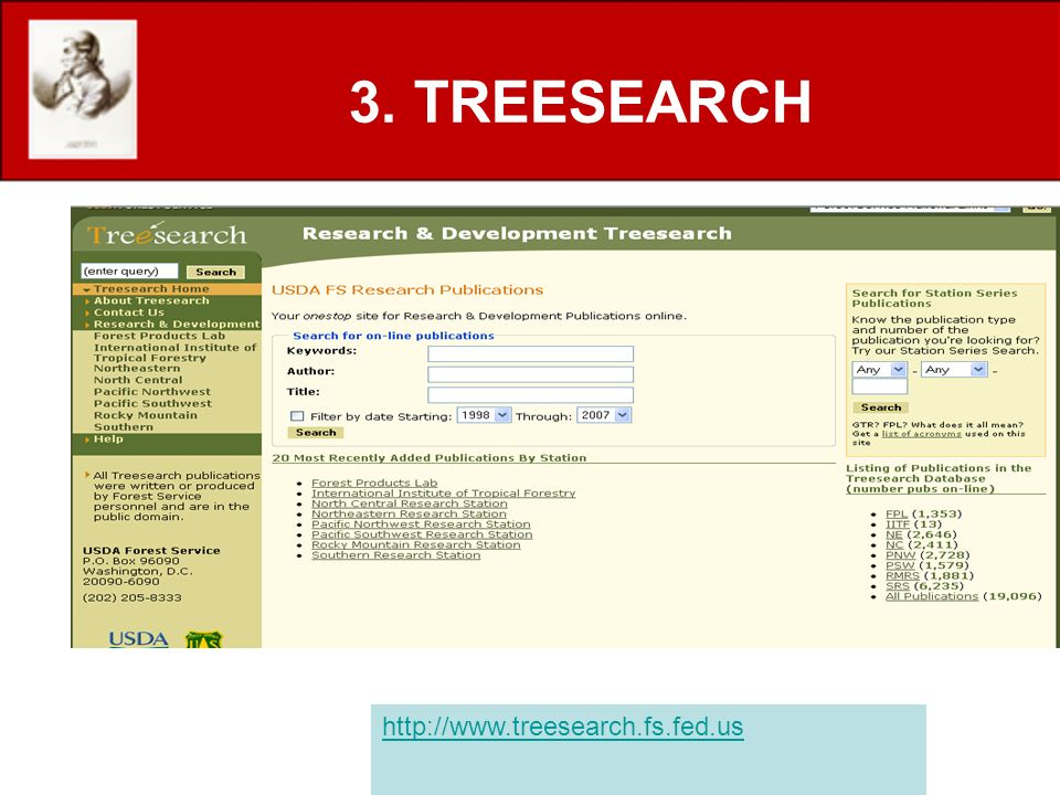 3. TREESEARCH